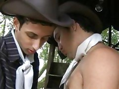 Agressive Latino Homo Guys Bareback