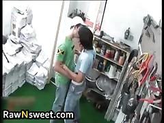 Hardcore gay dick engulfing part4