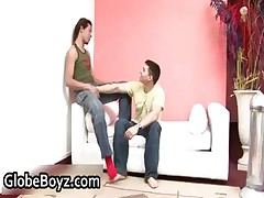 Raunchy Ethnic Fucking free homosexual porn part4
