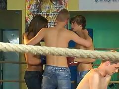 Boxer Bukkake