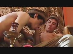 Youthful big arabian knob
