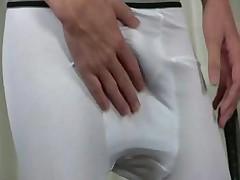 Solo masturbation video of Jade