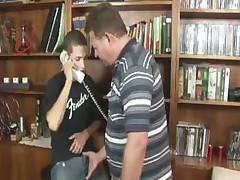 An interrupted phone call