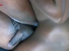 African Twink Bareback